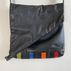 Indian summer genuine leather local cross body bag